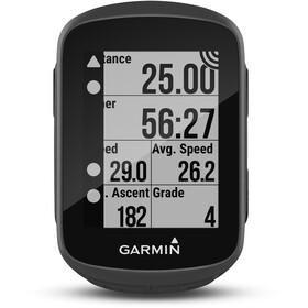 Garmin Edge 130 - Sistemas de navegación - incluye monitor Frecuencia cardiaca negro